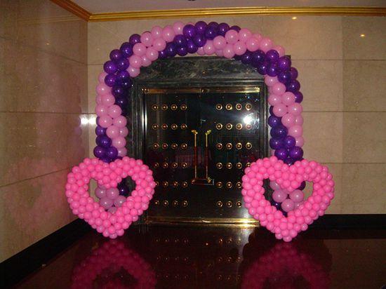 6,节日气球装饰:情人节,劳动节,端午节,六一儿童节,中秋节,国庆节
