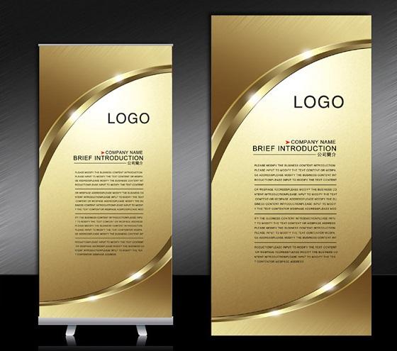 苏州会议会展、商场营销、发布会营销等活动需要广告制作,而其中的易拉宝制作是必不可少的一个方面。为了提高企业竞争力,苏州米廷会展有限公司拥有苏州最全的易拉宝设计制作来供客户选择。    一、易拉宝的简介   易拉宝或称之为海报架、展示架,再或者是X展架,是一种树立式宣传海报。易拉宝的制作也分为前期和后期制作,即支架和画面制作。易拉宝适用于会议,展览,销售宣传等场合,是使用频率高并且常见的便捷展具之一。   二、易拉宝的注意事项   1、由于温度原因,可能会有画面双侧容易卷曲现象发生。如果画面长期不使用,