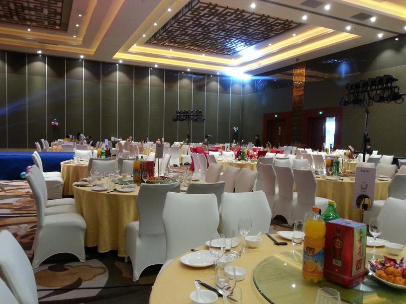 酒店五楼拥有15间大小各异的多功能会议室
